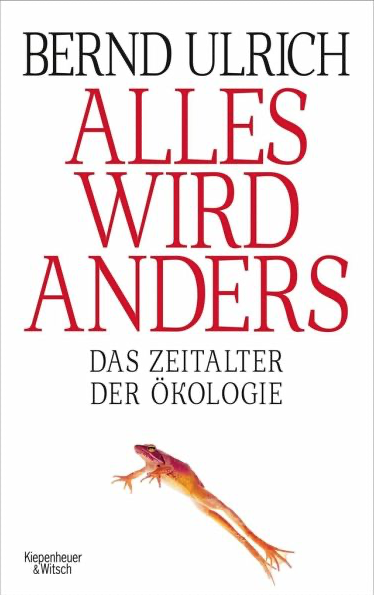 Alles wird anders - Buchtitel