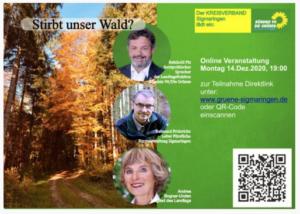 Stirbt unser Wald? KV Bündnis 90|Grüne